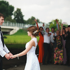 Wedding photographer Evgeniy Zagurskiy (NFox). Photo of 20.07.2015