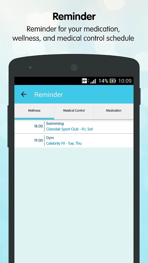 Garda Mobile - Medcare- screenshot