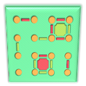 Dots [Dots and Boxes/ Squares] icon