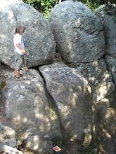 "Photo: Kalabrien 2009  Größte Megalitstätte Italiens ""Nardo di Pace"""