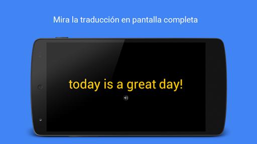 Translator spanish 5.5.65 screenshots 5
