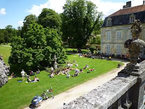 Photo: Musée du vélo Abbaye des Trois Fontaines