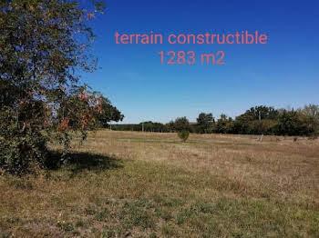 Terrain 1283 m2