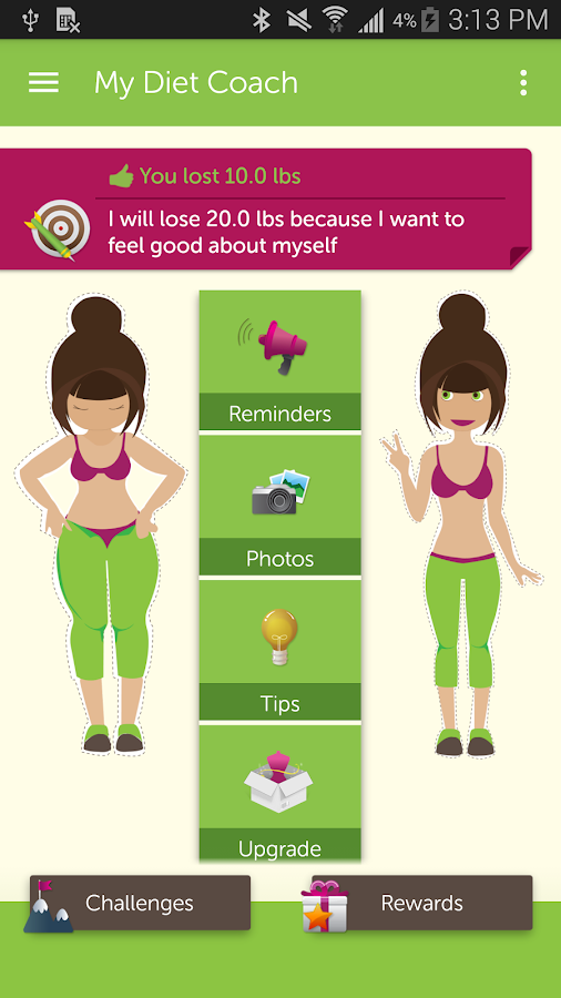 My Diet Coach - Weight Loss - Android Apps on Google Play