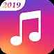 Free Music Player - オン/オフライン音楽プレーヤー