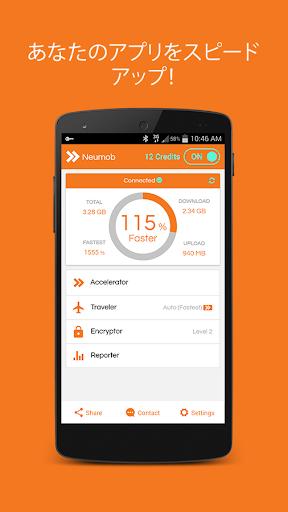 Neumob - あなたのアプリをスピードアップ!