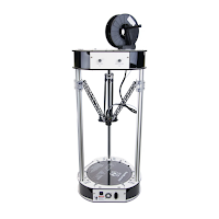 SeeMeCNC Rostock MAX v3.2 3D Printer - Complete Kit