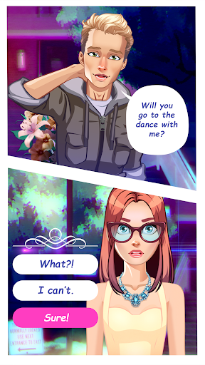 Love and Lies: Teen Romance Story Game for PC