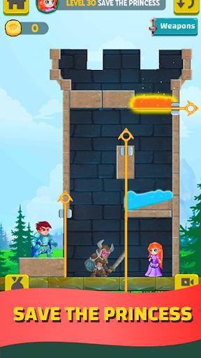 Hero rescue screenshot 2