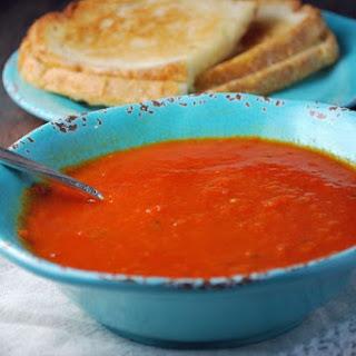 Tomato Basil Bisque.
