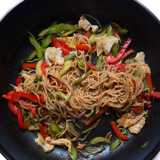 Chicken Lo Mein Healthy Recipes