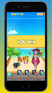 Bubble Shooter Match 3 Parrot Rescue - náhled