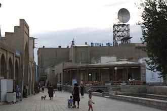 Photo: Day 164 -Lyabi-Hauz Square in Bukhara