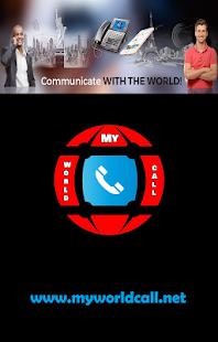 Myworldcall Plus - náhled