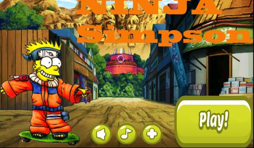 Ninja Simpson