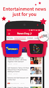 NewsDog Lite - India News- screenshot thumbnail