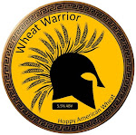 Logo of Crooked Eye Wheat Warrior Hoppy American Wheat