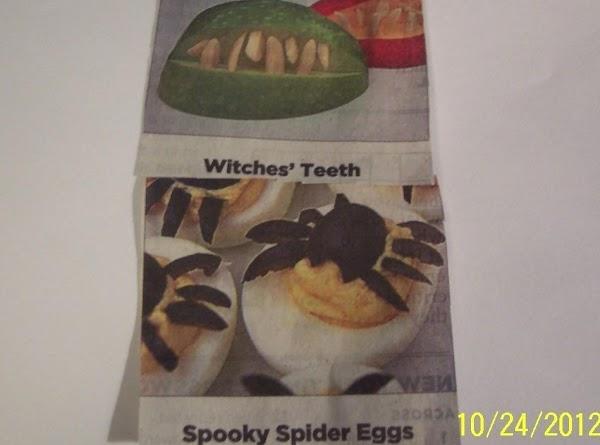2 New Halloween Treats Recipe