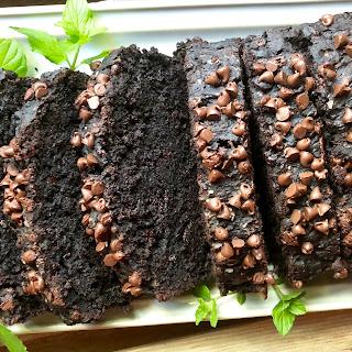 Chocolate Zucchini Loaf.