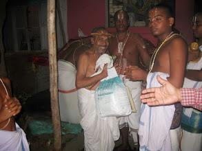 Photo: Srirangam archakar swamy mariyadhai