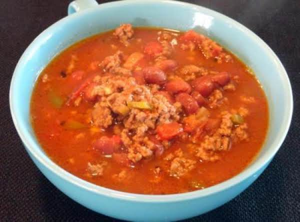 A Favorite for Fall, Comforting Chili