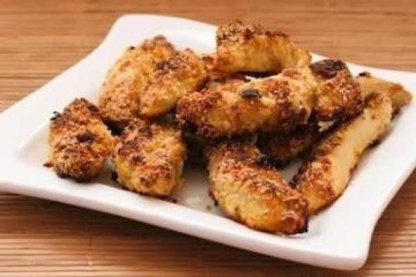 Crunchy Parmesan Chicken Recipe