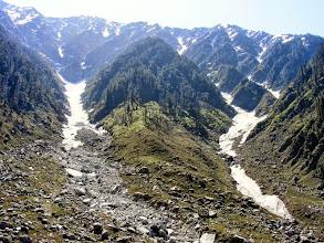 Photo: Glacier view at Druni Lake
