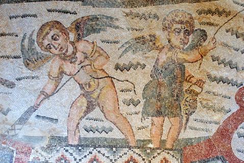 My Photos: Italy -- Mosaics -- Sicily -- Piazza Armerina