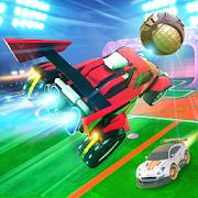 Car Soccer League Destruction: Rocket League