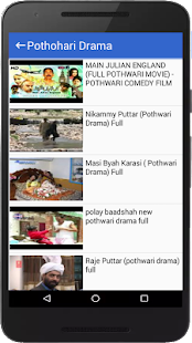 How to mod Latest Pothwari Drama lastet apk for laptop