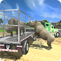 Zoo Animal Transporte Simulado icon