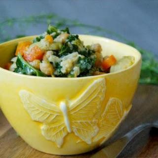 Green Goddess Curry.