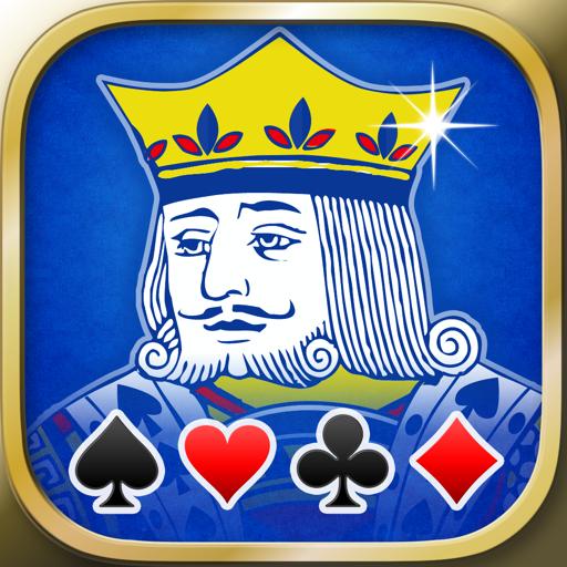 KINGフリーセル - 日本語&無料のトランプゲーム