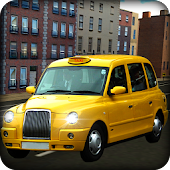 Crazy London Taxi Driver : Taxi driving games 2017