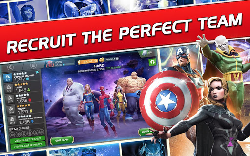 MARVEL Contest of Champions [Mod] – Cuộc chiến anh hùng
