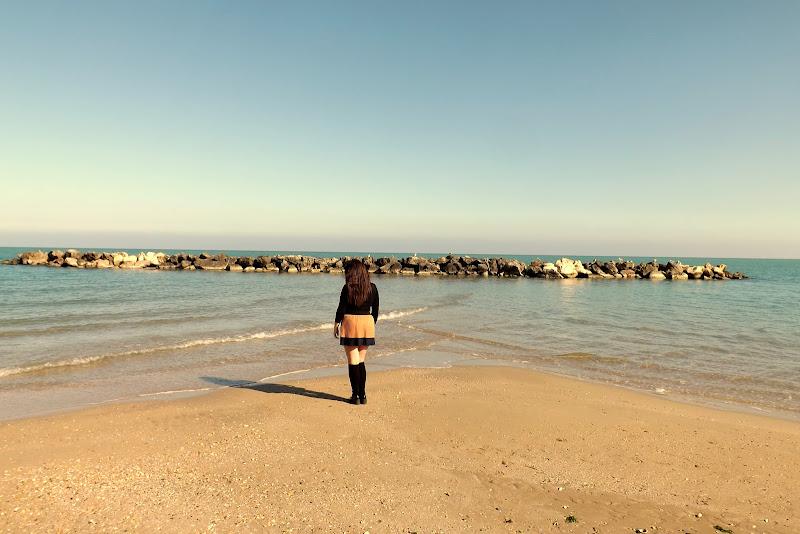 Sola con il sole di rcrisantefoto