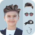 Boy Hair Style icon