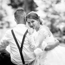 Wedding photographer Radek Hlubuček (Hlubucek). Photo of 13.11.2017