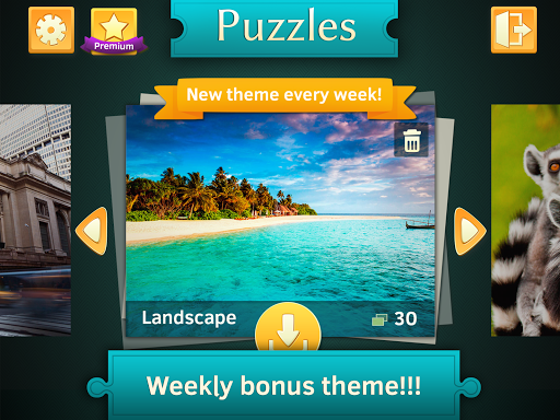 Landscape Jigsaw Puzzles Free 2.2.55 screenshots 9