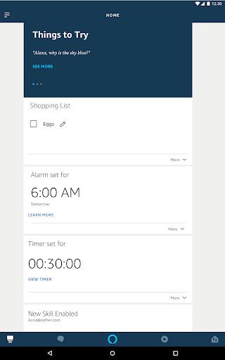 Amazon Alexa 2.2.231367.0 screenshots 11