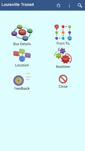 Louisville Transit Info