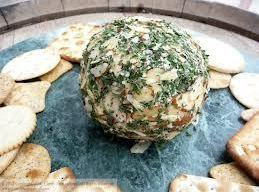 A Very Cheesy Ball Of Cream Cheese Recipe