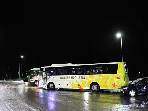 北海道バス「帯広特急ニュースター号」 ・997 占冠PAにて_02
