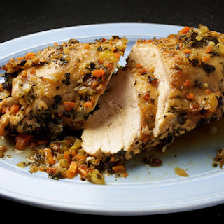 Stove-Top Roasted Turkey Breast (Arrosto Morto di Tacchino).