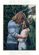 Merry Christmas Kisses - Christmas Card item