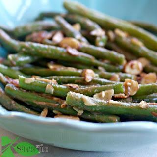 Fresh Green Bean Recipes and a Unique Green Beans Almondine.