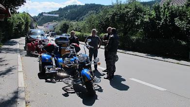 Photo: Unterwegs noch einen Triker aus Freistadt (Österreich) getroffen
