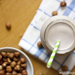 Hazelnut Chocolate Milk.