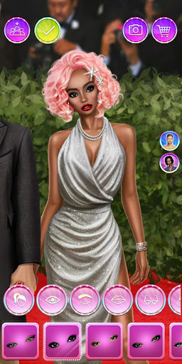 Celebrity Fashion u2013 Girl Games 1.2 screenshots 21