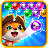 New bubble cat: Magic match 3